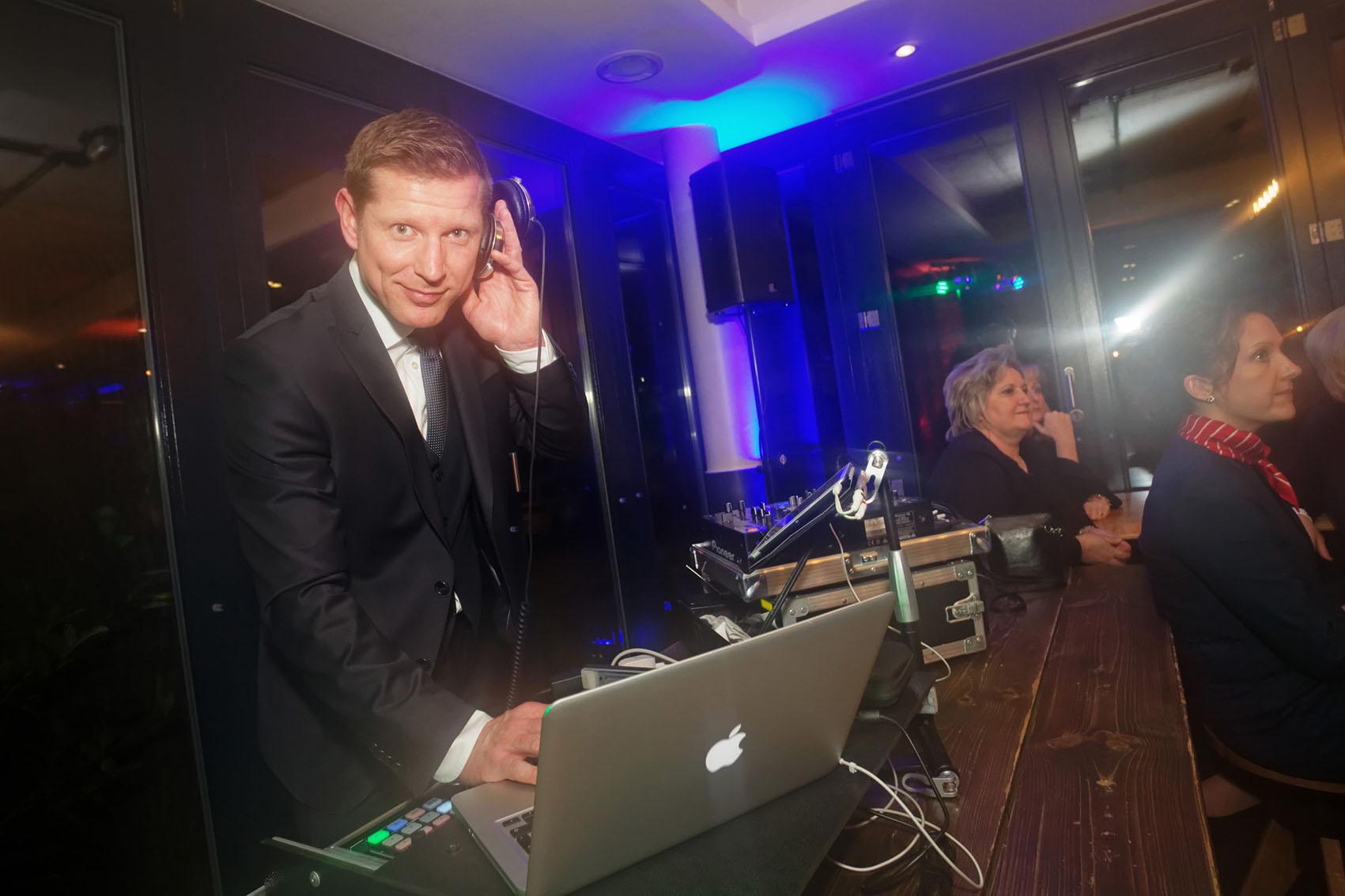 DJ Marius Porstendörfer